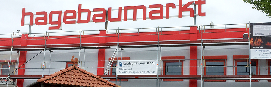 Kautscha Gerüstbau, Meisterbetrieb aus dem Auetal bei Hannover